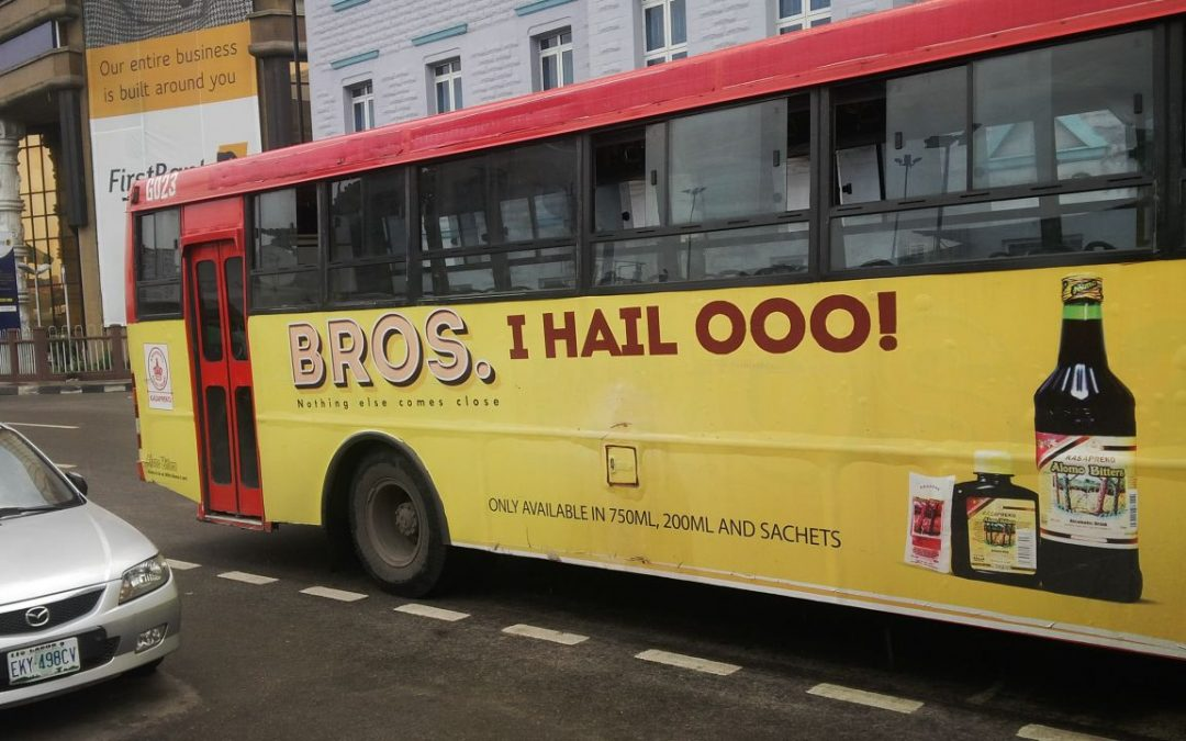 Red Bus Advertising