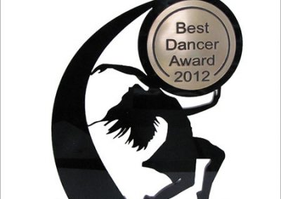 Best Dancer Trophy